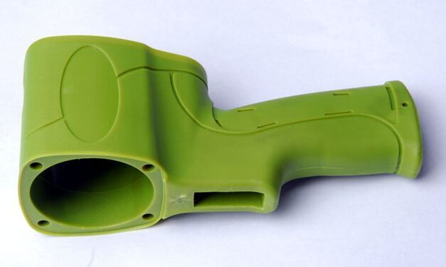 Green Plastic Injection Moulding Parts