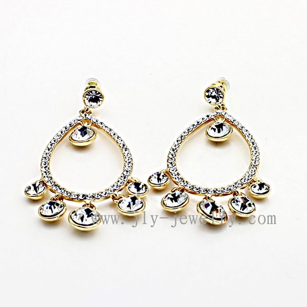 china fashion imitation jewellery earrings jly21132