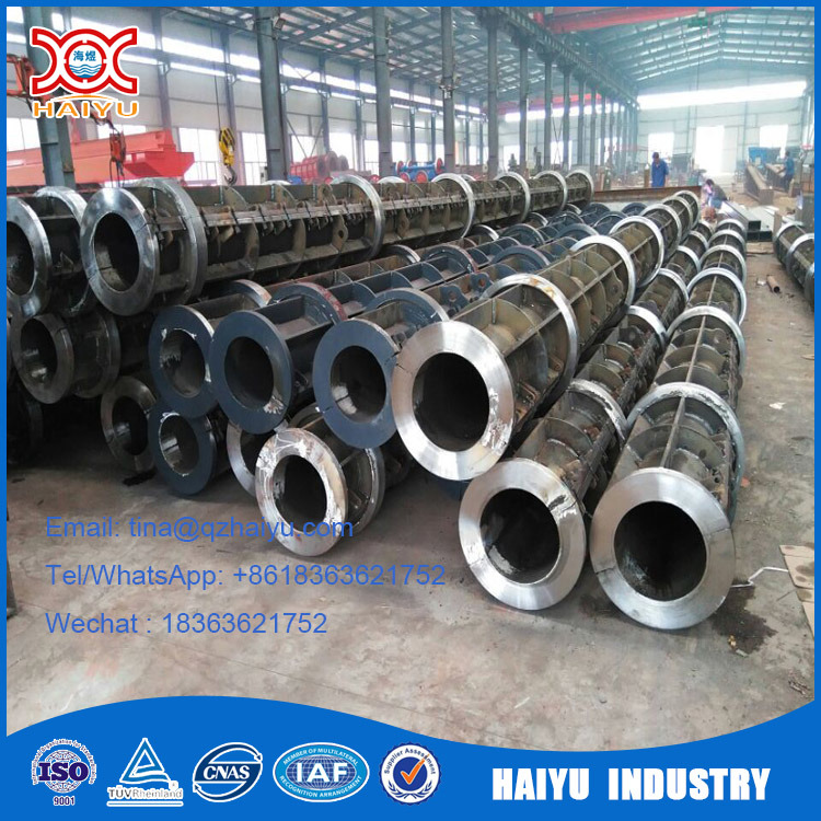 6-15m Cement Spun Pole Machine Manufacturer