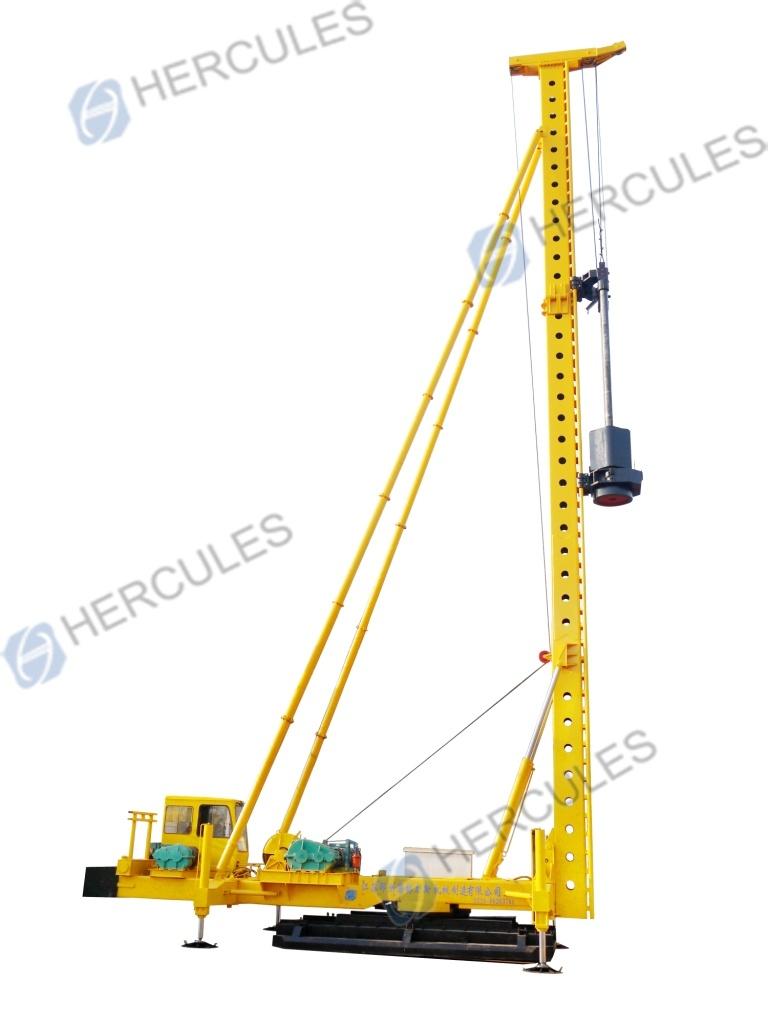 Hydraulic Foot-Step Type Diesel Hammer Pile Driver Model