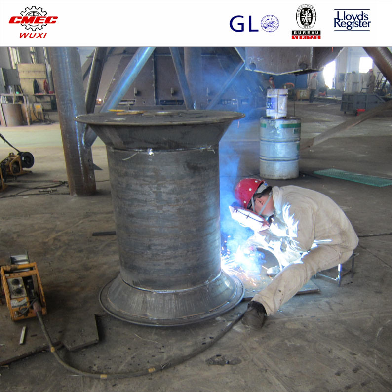 Weldment in Machining / Weldment Assembly