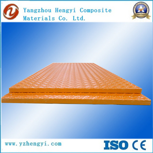 FRP Antislip Checker Plate for Platform