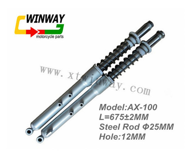 Ww-6105 Ax100 Motorcycle Front Fork, Absorber