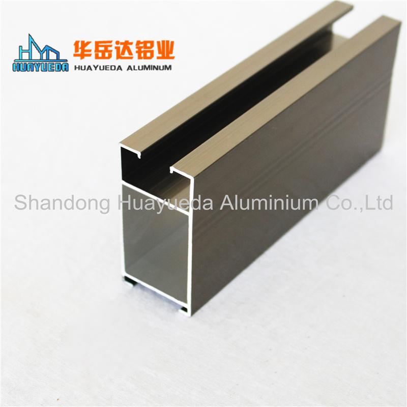 High Quality and Popular Electrophoresis Aluminium Extrusion Profiles