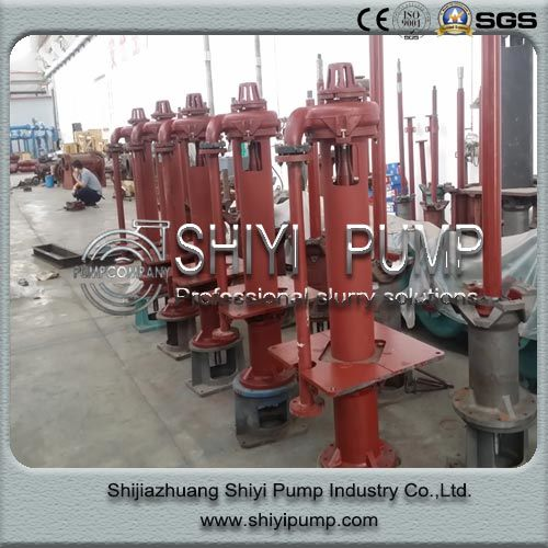 Vertical Heavy Duty Water Treatment Mining Bulk Water Transfer Centrifugal Pump
