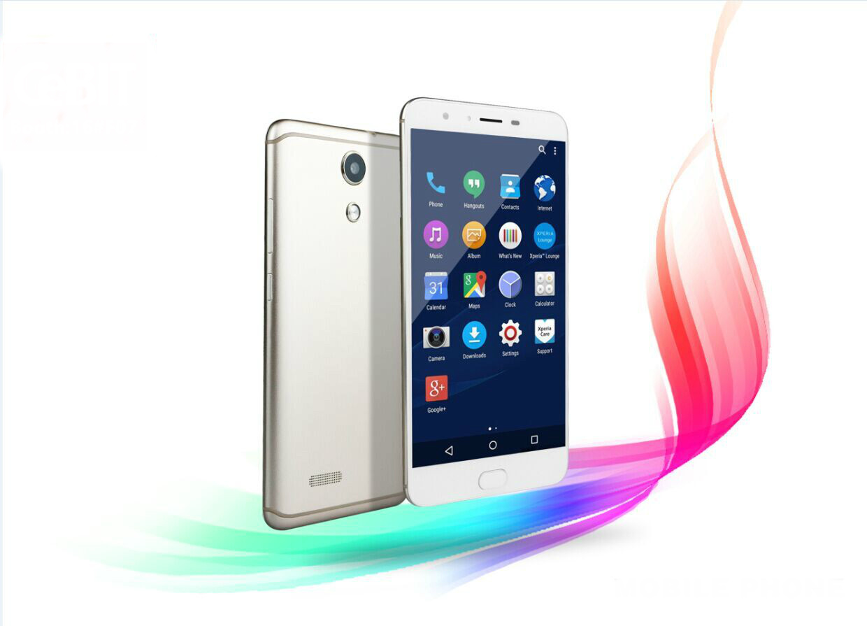 RAM4GB+ROM 64GB Octa Core 5.5 Inch 4G Smart Cell Phone