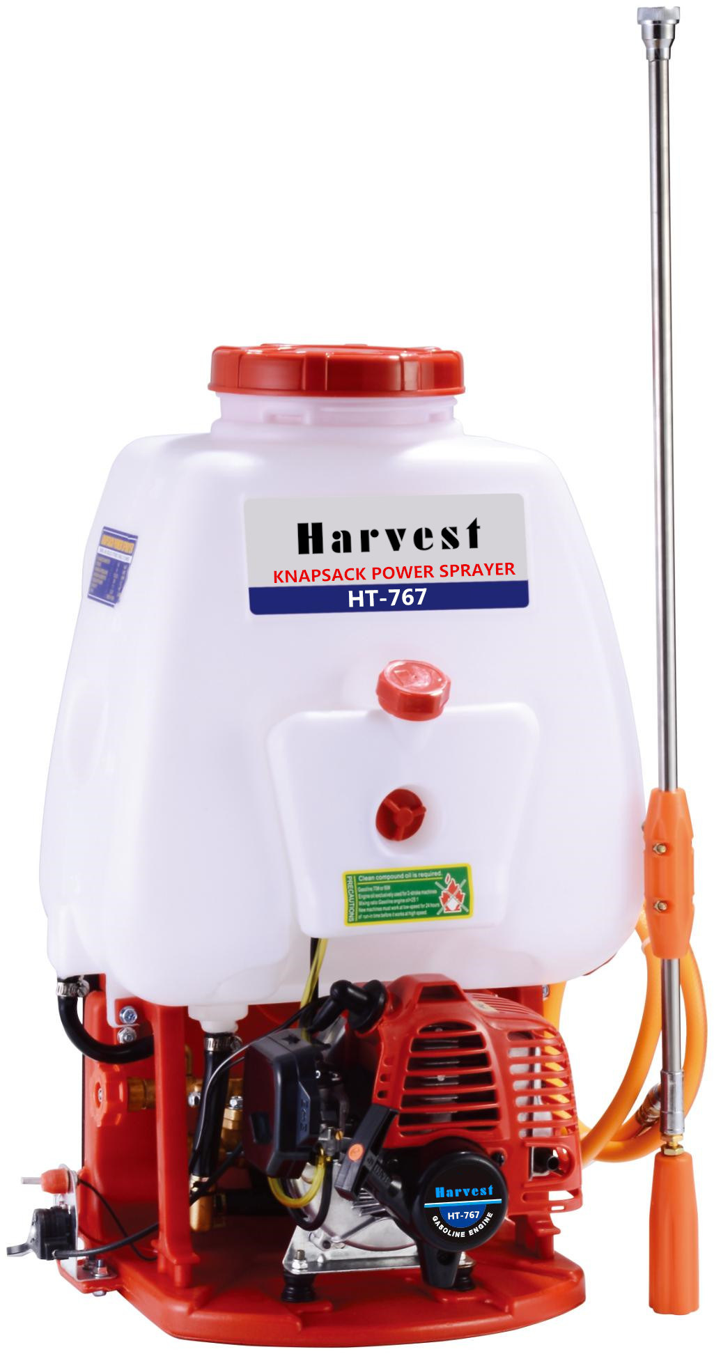 20L/ 25L Agricultural Knapsack Motorised Power Sprayer (HT-767)