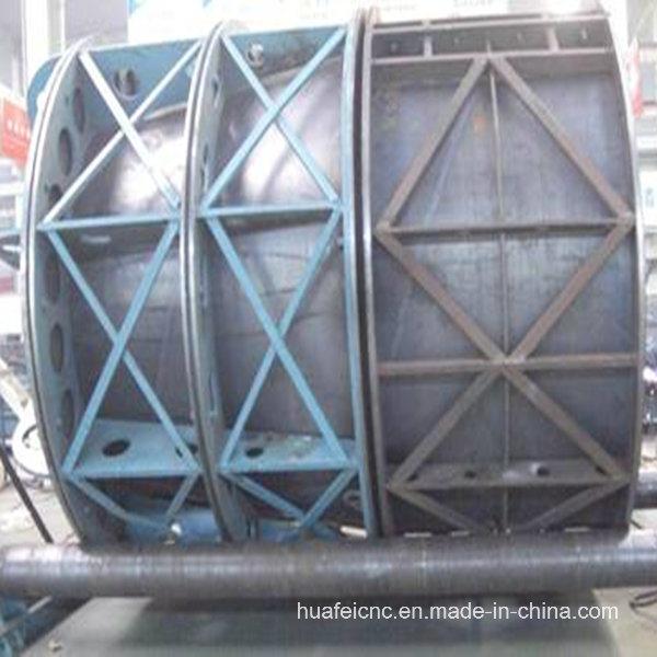 Trailer Aluminum Fuel Tank Welding Machine