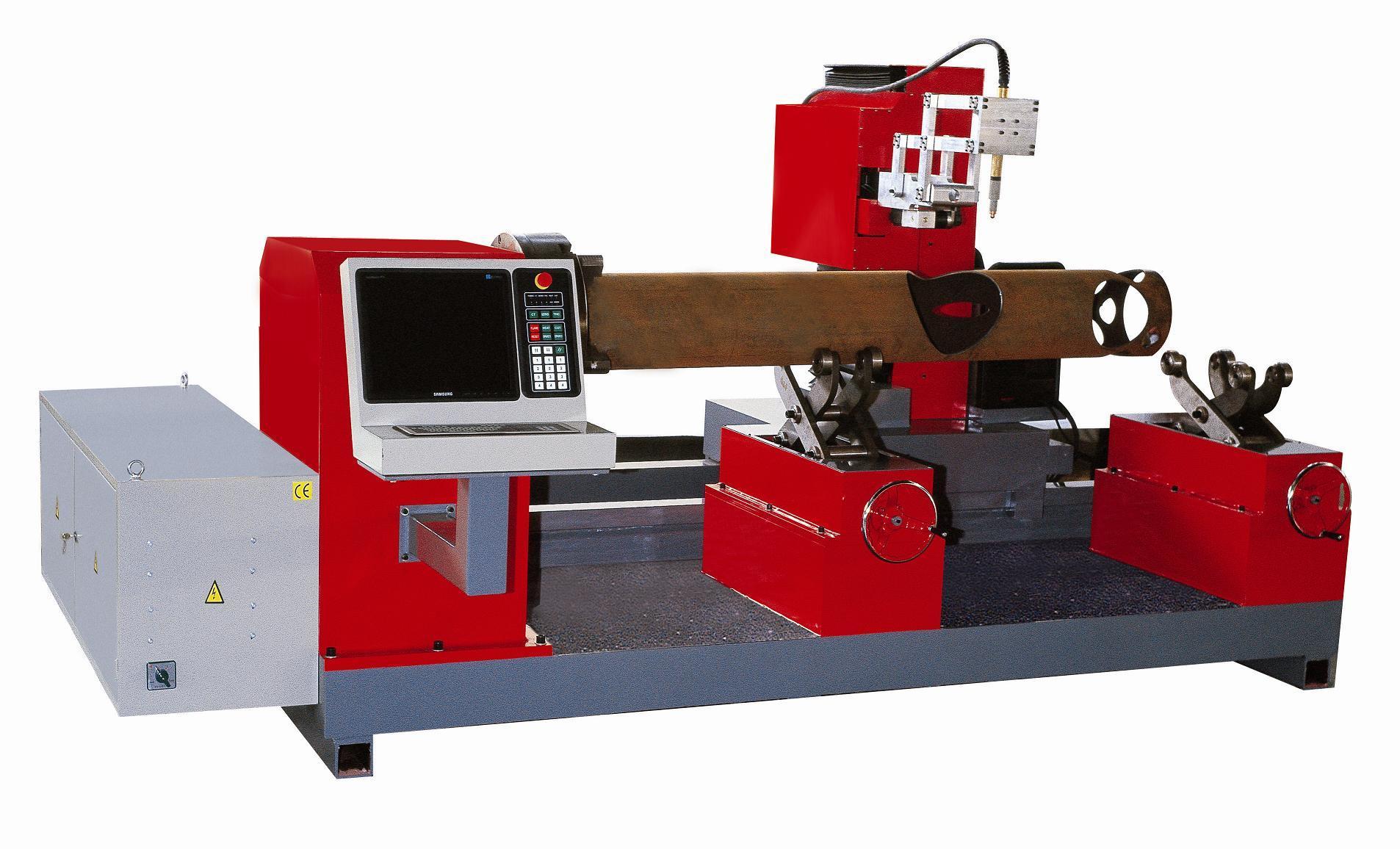 pipe bevel cutting machine