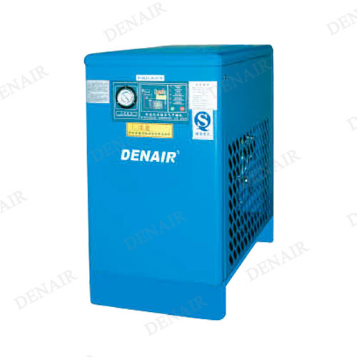 High Inlet Temperature Air-Cooling Refrigerated Air Dryer