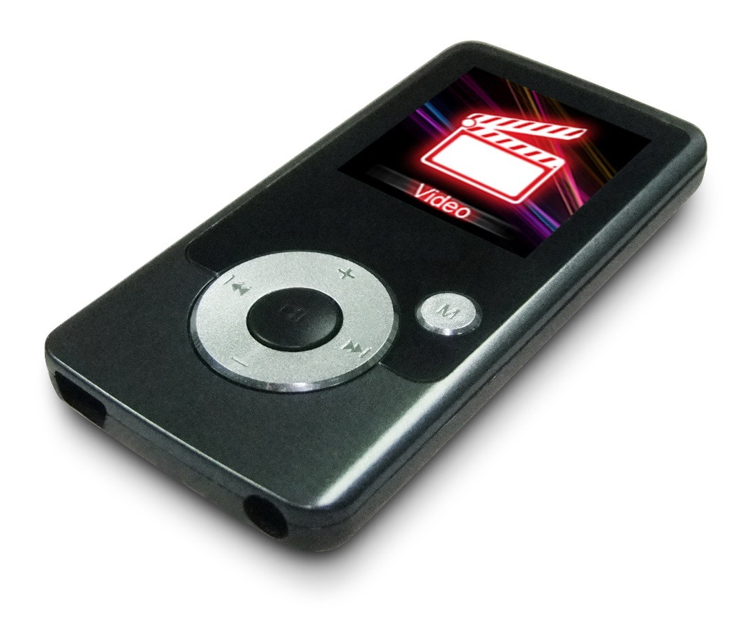 1.8inch MP4 Player (DZ-152 Black)