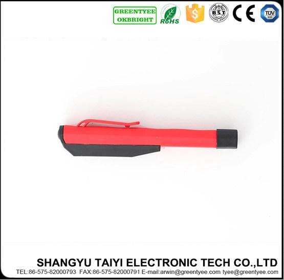 7PCS LED 12V High Power Clip Work Pen Light