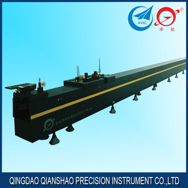 Extra Length Baseline Measuring Device with Granite Guideways