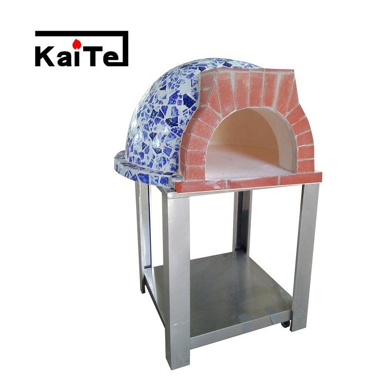 Pizza Oven Fiber No. 4