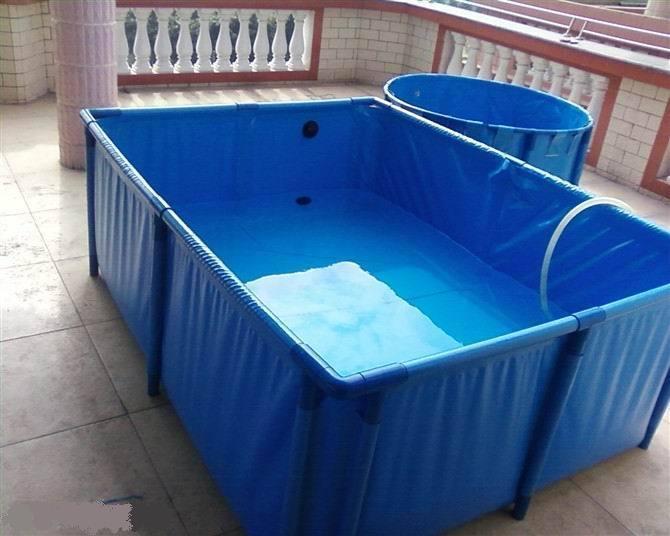 China foldable fish tank china flexible koi tank koi tank for Koi tanks for sale