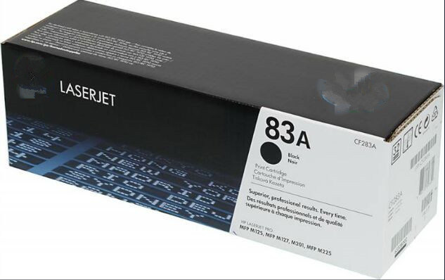 Hot Sale Original/OEM CF283A Toner Cartridge for HP Laserjet Printer