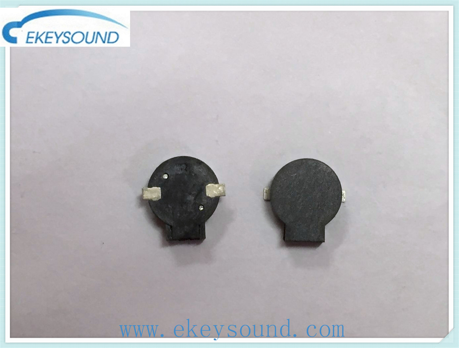 SMD Round Buzzer with Side Sound Port