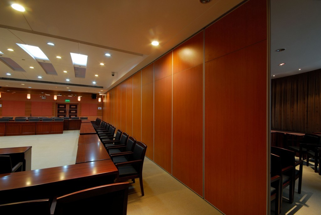 Soundproof Sliding Partition Wall for Conference Hall and Multi-Purpose Hall