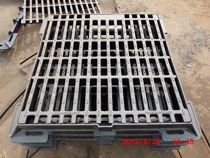 En124 Ductile Iron Grate for Road Tree