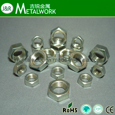 Stainless Steel Hex Jam Nut DIN936