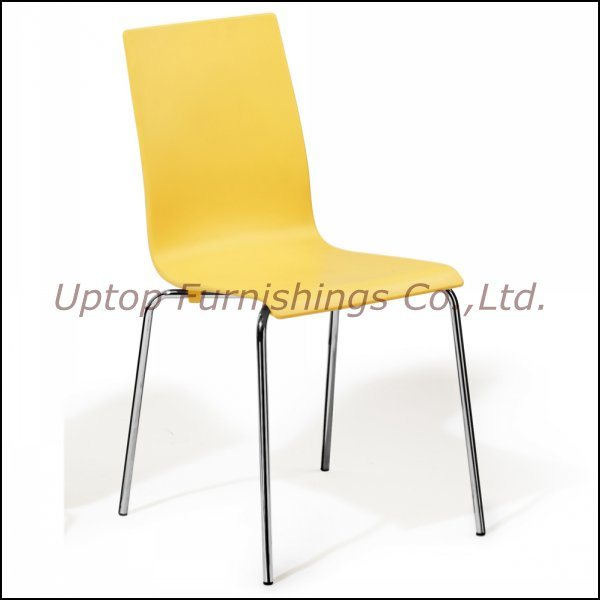 Cheap Cafeteria Polypropylene Plastic Dining Chair (SP-UC202)