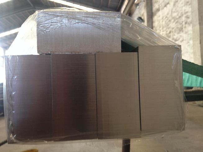 Stainless Steel Cold Draw Square Bar AISI304