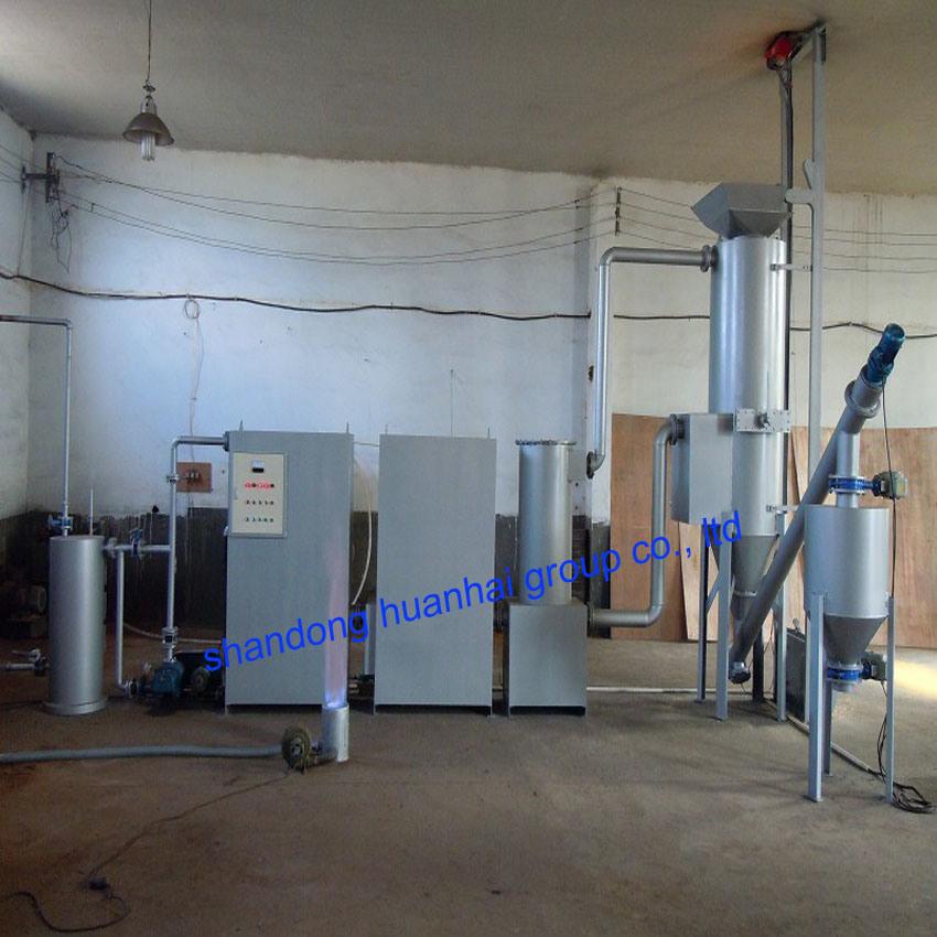 30kw 50kw 100kw 500kw 800kw Biomass Gasifier