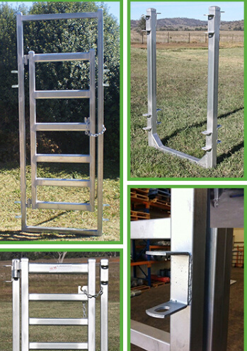 Horse Fence Metal Fence Cattle Fence