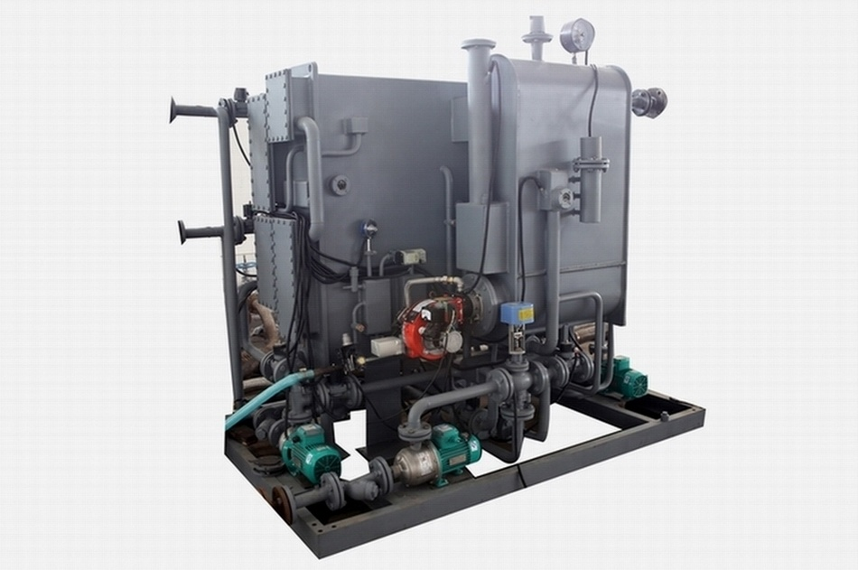 Small-Scale Direct-Fired Absorption Chiller