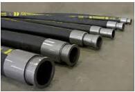 Industrial Application Pressure Concrete Rubber Hose
