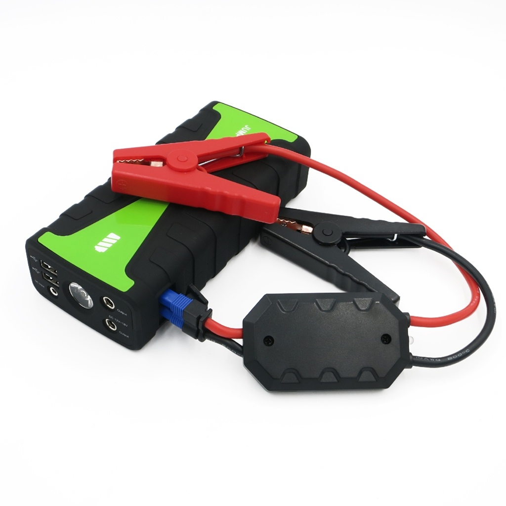 Powerful motorcycle Parts Car Battery Jump Starter for 12V Car