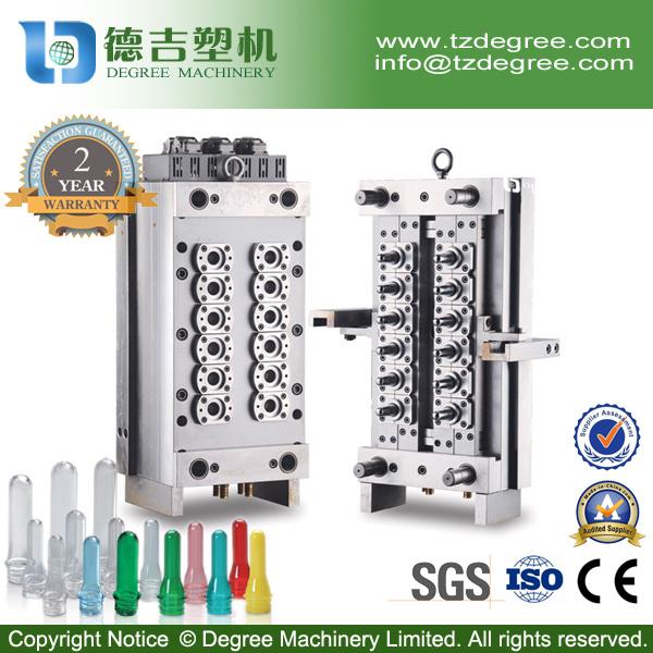 Low Price 12 Cavity Plastic Pet Preform Injection Mould Manufacturer