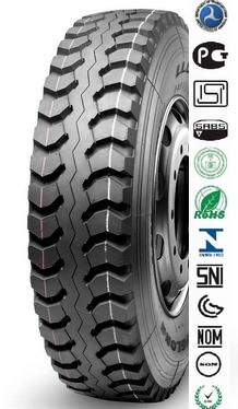 Radial Truck Tyres with ECE, DOT, Inmetro, SNI Certificate