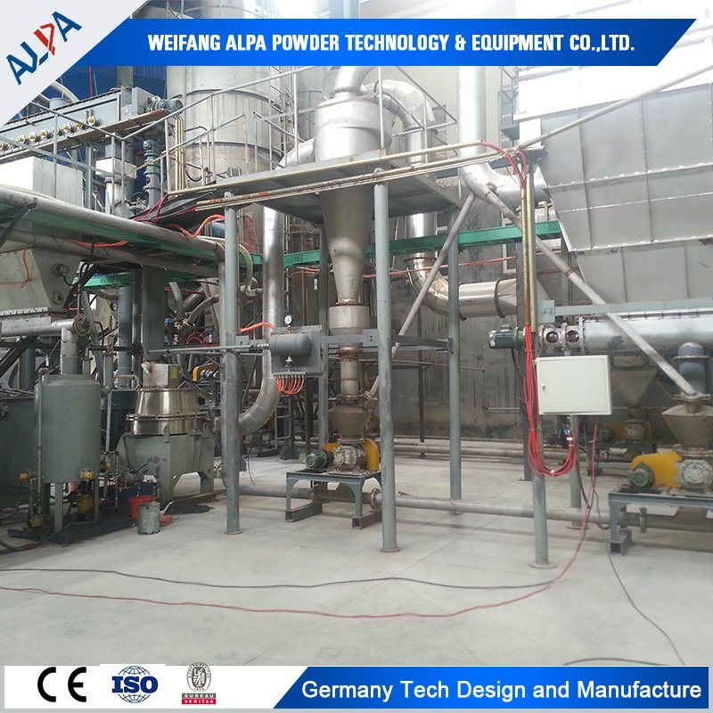 Ultrafine Gcc Stearic Acid Modification Machine