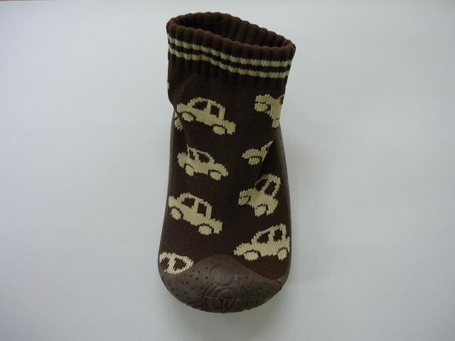 China Baby Rubber Sole Socks Bbs
