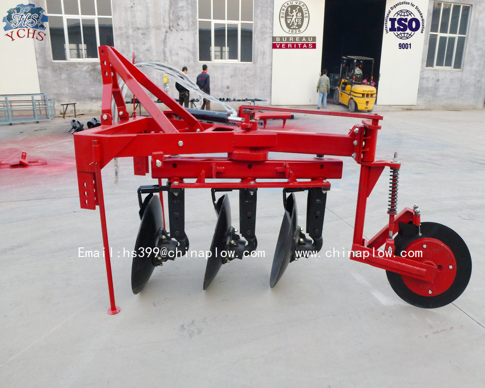 Agricultural Machinery Hydraulic Double Way Disc Plough Hot Sale in Africa Matket