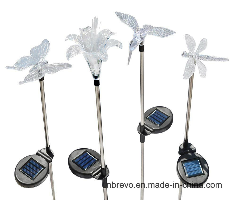 Solar Powered Garden Birds Light (RS102)