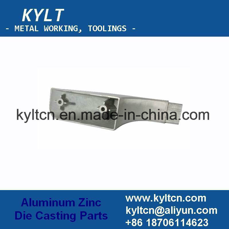 OEM Aluminum Zinc/Zamak Tubes Connector with SGS/RoHS