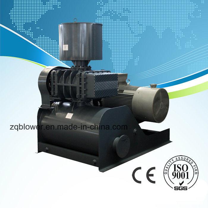 Tri-Lobe Air Cooling Vacuum Pump