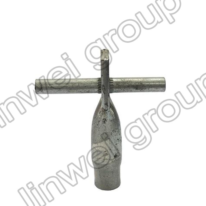 Cross Pin Lifting Insert in Precasting Concrete Accessories (M24X120)