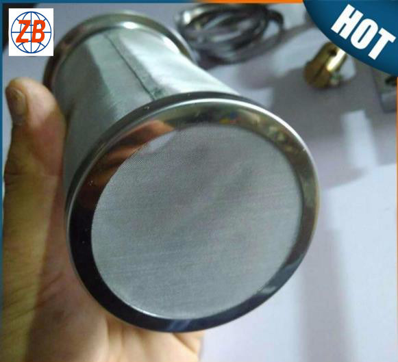 Food Grade 300 Micron 304 Stainless Steel Cold Brew Coffee Filter Tube for Mason Jar