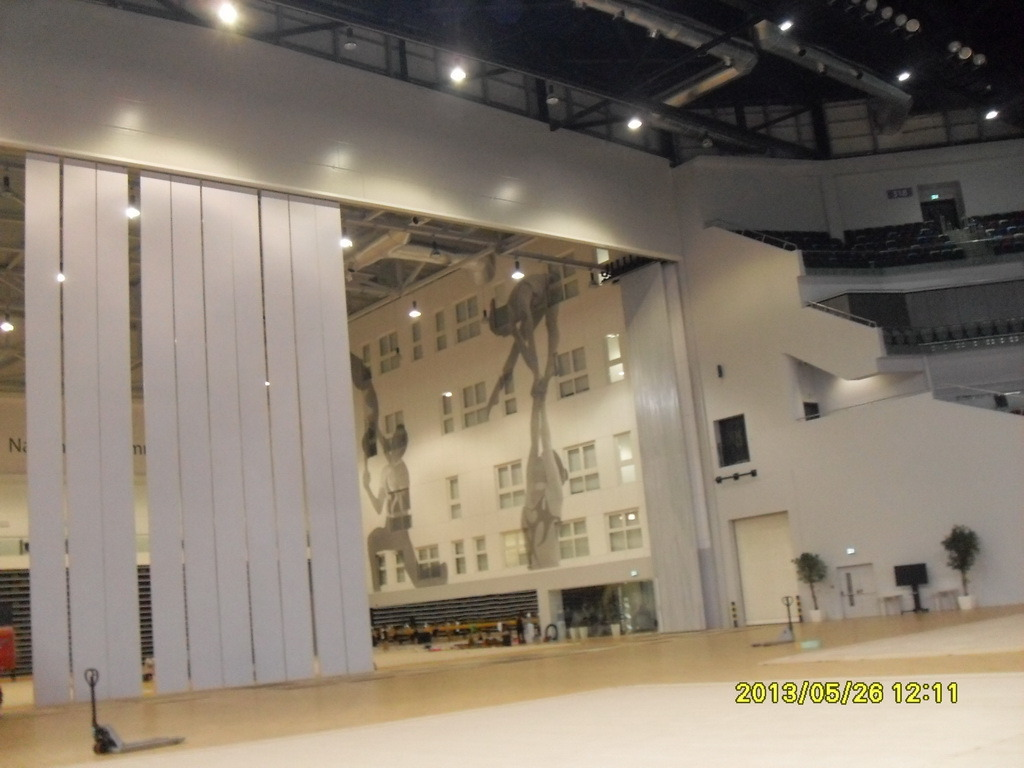 Soundproof Partition Wall for Multi-Purpose Hall/Multi-Function Hall