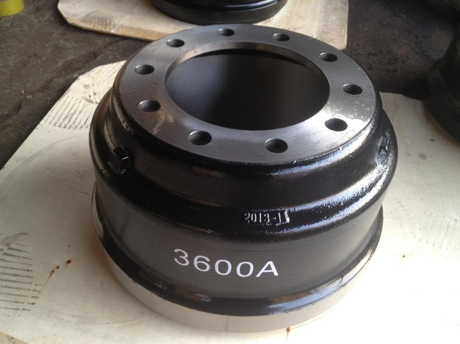 Hot Sale Freightliner 3600ax Brake Drum