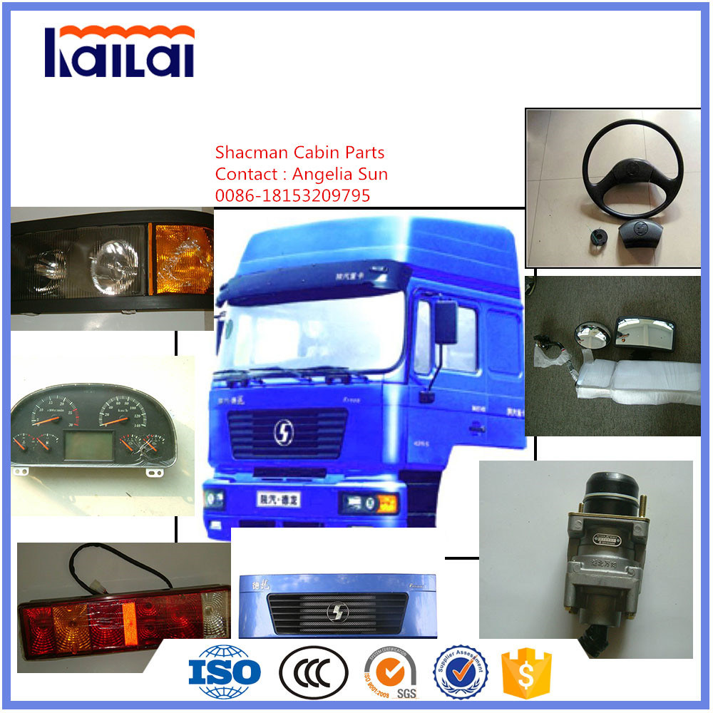 Heavy duty truck parts - Shacman Dump Truck Parts For Heavy Duty Truck Man Spare Parts