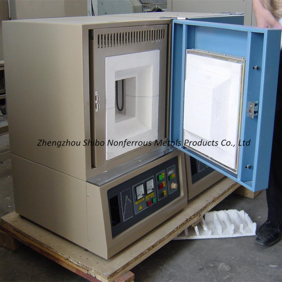 Box-1800 Box Type High Temperature Laboratory Muffle Furnace for Melting