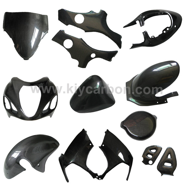 Carbon Fiber Parts Motorcycle Fairings for Suzuki Hayabusa