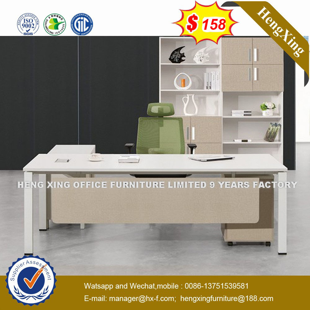 Chinese Stock Lots Discounted Cheap Modern Wooden Office Furniture (UL-ND052)