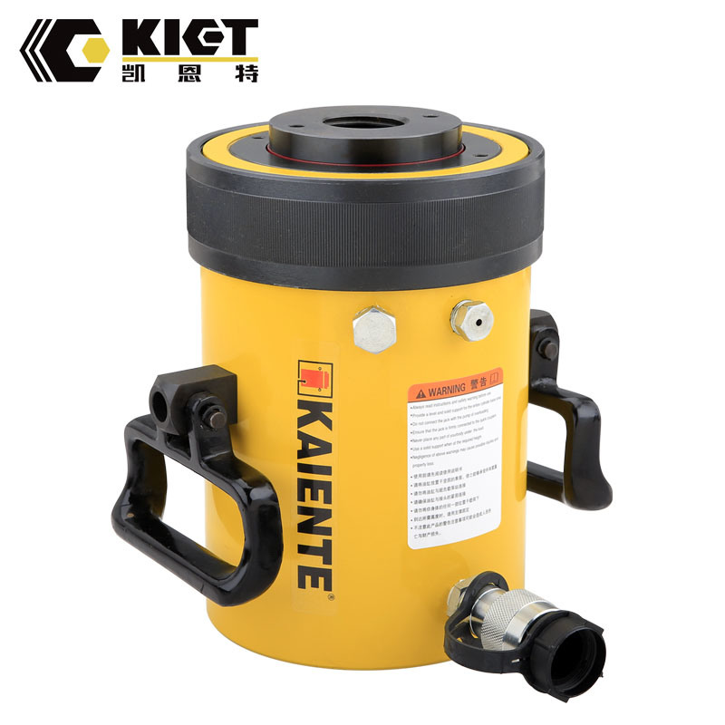 Single Acting Spring Return Hollow Plunger Hydraulic Cylinder