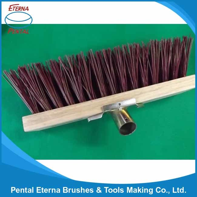 Czdy-0027 PP Filament Wooden Broom for Cleaning