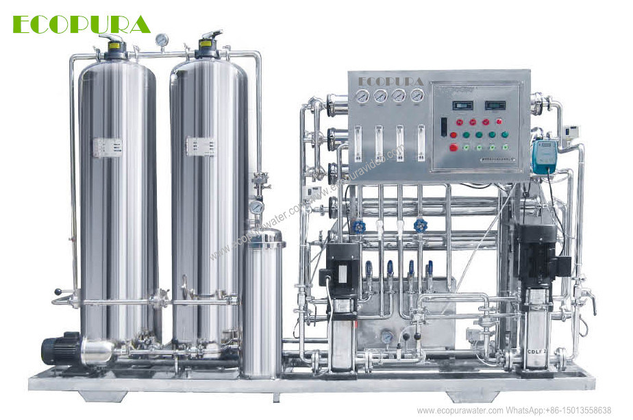 Reverse Osmosis Water Filtration System 5000L/H